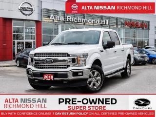 Used 2018 Ford F-150 NAV   XTR PKG   Leather   Running Bords   PWR Seat for sale in Richmond Hill, ON