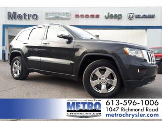 Used 2011 Jeep Grand Cherokee Limited 4x4 LOADED for sale in Ottawa, ON