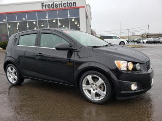 Used 2016 Chevrolet Sonic LT for sale in Fredericton, NB
