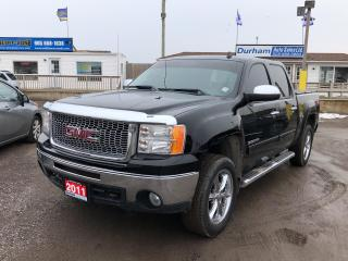Used 2011 GMC Sierra 1500 SLT for sale in Whitby, ON