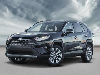 New 2021 Toyota RAV4 LIMITED  for sale in North Bay, ON