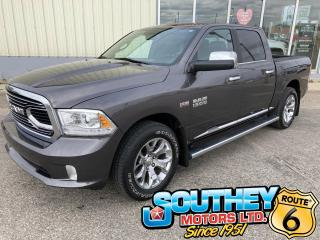 Used 2015 RAM 1500 Longhorn - Limited for sale in Southey, SK