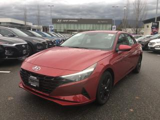 New 2021 Hyundai Elantra Preferred w/Sun & Safety Package for sale in Port Coquitlam, BC