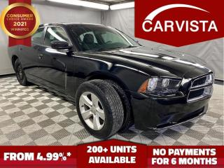 Used 2014 Dodge Charger SE - LOCAL TRADE/WINTER TIRES INCLUDED - for sale in Winnipeg, MB
