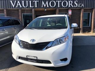 Used 2012 Toyota Sienna 5dr V6 LE 8-Pass FWD,POWERDOORS for sale in Brampton, ON
