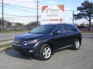 Used 2010 Lexus RX 450h AWD 4DR Hybrid for sale in Richmond Hill, ON