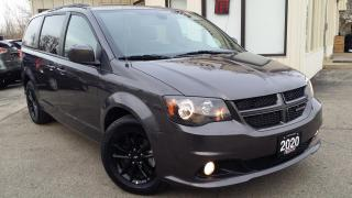 Used 2020 Dodge Grand Caravan GT - LEATHER! NAV! BACK-UP CAM! DVD! REMOTE START! for sale in Kitchener, ON