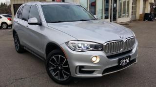 Used 2016 BMW X5 xDrive35i - NAV! BACK-UP CAM! BSM! HUD! for sale in Kitchener, ON