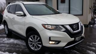 Used 2017 Nissan Rogue SV AWD - ALLOYS! BACK-UP CAM! REMOTE START! for sale in Kitchener, ON