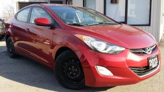 Used 2013 Hyundai Elantra GLS -ALLOYS! SUNROOF! HEATED SEATS! for sale in Kitchener, ON