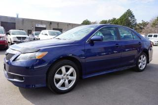 Used 2007 Toyota Camry SE V6 CERTIFIED 2YR WARRANTY *1 OWNER* PARKING SENSORS CRUISE ALLOYS for sale in Milton, ON