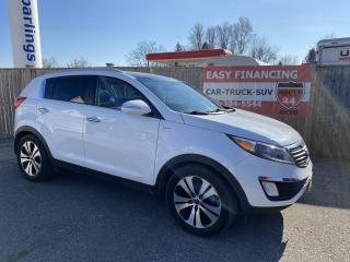 Used 2013 Kia Sportage EX AWD Beautiful inside and out, clean,clean,clean. call/text 519-732-7478 for sale in Brantford, ON