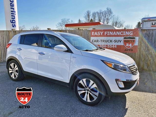 2013 Kia Sportage EX AWD Beautiful inside and out, clean,clean,clean. call/text 519-732-7478