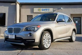 Used 2013 BMW X1 xDrive28i HEATED STEERING, HIFI SPEAKER for sale in Oakville, ON
