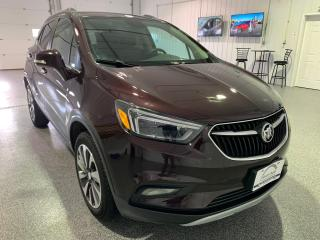 Used 2017 Buick Encore Essence AWD #Heated Leather Seats #Heated Steering Wheel for sale in Brandon, MB