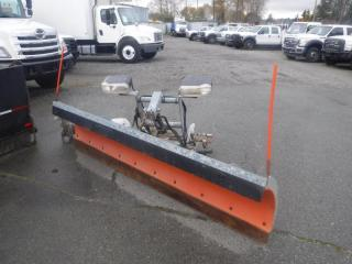 Used 2000 Arctic Snow Plow Hys 20agu06-10 Nose Snow Plow Arctic 9 Foot for sale in Burnaby, BC