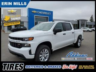 New 2021 Chevrolet Silverado 1500 Custom for sale in Mississauga, ON