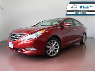 Used 2012 Hyundai Sonata NEW FRONT BRAKES | LOW KM | SERVICED HERE  - $130 B/W for sale in Brantford, ON