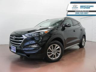 Used 2017 Hyundai Tucson BLUETOOTH | BACK UP CAM | HEATED SEATS  - $121 B/W for sale in Brantford, ON