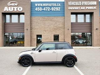 Used 2013 MINI Cooper Hardtop édition baker street for sale in St-Eustache, QC
