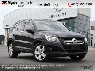 Used 2010 Volkswagen Tiguan Highline for sale in Ottawa, ON