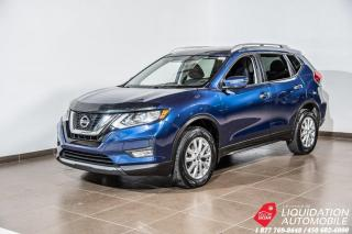 Used 2017 Nissan Rogue SV AWD+ CAM RECUL+SIEG CHAUFF+MAGS for sale in Laval, QC