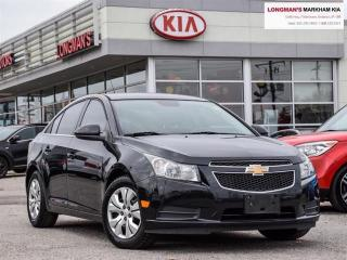 Used 2012 Chevrolet Cruze GREATCOND|CERT|LT Turbo | for sale in Markham, ON