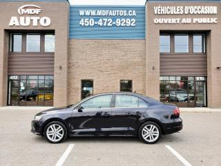Used 2016 Volkswagen Jetta Highline 1,8 TSI Tech Pack for sale in St-Eustache, QC