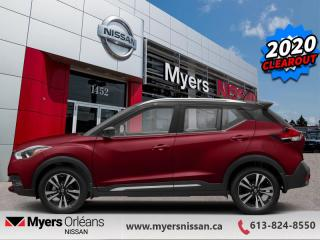 New 2020 Nissan Kicks SR  - Heated Seats -  Fog Lights - $143 B/W for sale in Orleans, ON