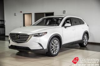 Used 2019 Mazda CX-9 GS-L+AWD+TOIT+CUIR+MAGS 20 POUCE+CAM/RECUL for sale in Laval, QC