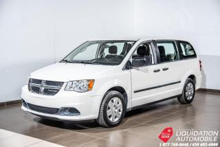 Used 2013 Dodge Grand Caravan SE+GR.ELECTRIQUE+A/C for sale in Laval, QC