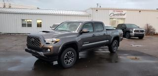 New 2021 Toyota Tacoma 4X4 Double CAB 6A TRD SPORT for sale in Port Hawkesbury, NS