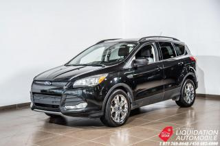 Used 2014 Ford Escape SE AWD+MAGS+ SIEG CHAUFF+CAM/RECUL for sale in Laval, QC