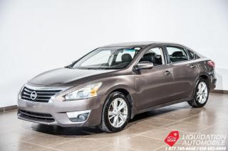 Used 2013 Nissan Altima SL+TOIT+CAM/RECUL+VOLANTS/SIEG CHAUFF+BLUETHOOTH for sale in Laval, QC