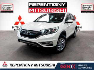 Used 2016 Honda CR-V SE + CAMERA RECUL + ECO + AWD for sale in Repentigny, QC