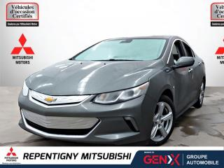 Used 2017 Chevrolet Volt *VOLT*LT*SIÈGE ET VOLANT CHAUFANT*CUIR* for sale in Repentigny, QC