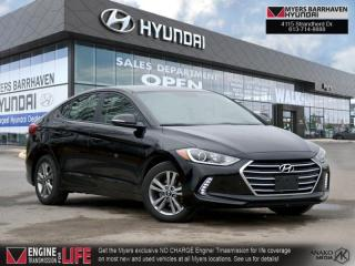 Used 2017 Hyundai Elantra GL  - $111 B/W for sale in Nepean, ON