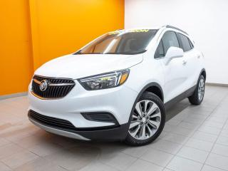 Used 2020 Buick Encore PREFERRED ÉCRAN TACTILE CAMÉRA BLUETOOTH *BAS KM* for sale in St-Jérôme, QC