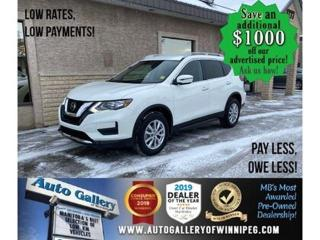 Used 2020 Nissan Rogue Special edition* AWD/B.cam/B.tooth/Htd seats for sale in Winnipeg, MB