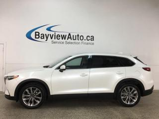 Used 2019 Mazda CX-9 GS - AWD! HTD LEATHER! SUNROOF! ADAPTIVE CRUISE! + MUCH MORE! for sale in Belleville, ON