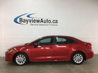 Used 2020 Toyota Corolla LE - AUTO! REVERSE CAM! SUNROOF! HTD SEATS! + MORE! for sale in Belleville, ON