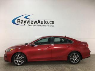 Used 2020 Kia Forte EX - AUTO! REVERSE CAM! SUNROOF! HTD SEATS! +  MORE! for sale in Belleville, ON