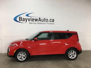 Used 2020 Kia Soul EX - AUTO! REVERSE CAM! HEATED SEATS! ALLOYS! + MORE! for sale in Belleville, ON