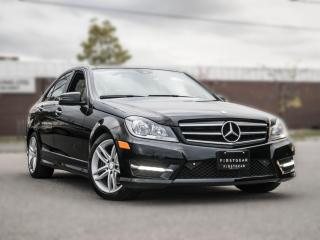 Used 2013 Mercedes-Benz C-Class C 300 4 MATIC | NAVIGATION | PRICE TO SELL for sale in Toronto, ON