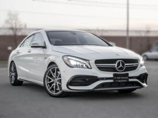 Used 2017 Mercedes-Benz CLA-Class AMG CLA 45 I NAVIGATION I BACK UP I CLA45 for sale in Toronto, ON