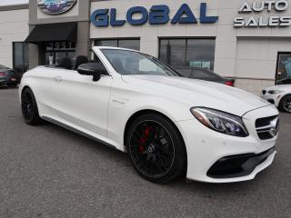 Used 2017 Mercedes-Benz C-Class AMG C 63 S for sale in Ottawa, ON