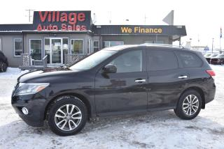 Used 2016 Nissan Pathfinder SV BACK-UP CAMERA! CRUISE CONTROL! 4X4! for sale in Saskatoon, SK