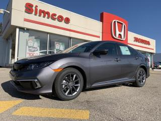 New 2021 Honda Civic EX for sale in Simcoe, ON