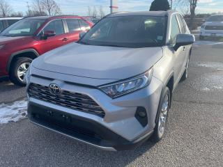 New 2021 Toyota RAV4 LIMITED  for sale in Portage la Prairie, MB