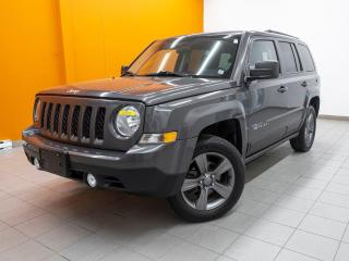 Used 2015 Jeep Patriot HIGH ALTITUDE 4X4 *TOIT* SIEGES CHAUFFANTS *PROMO for sale in St-Jérôme, QC